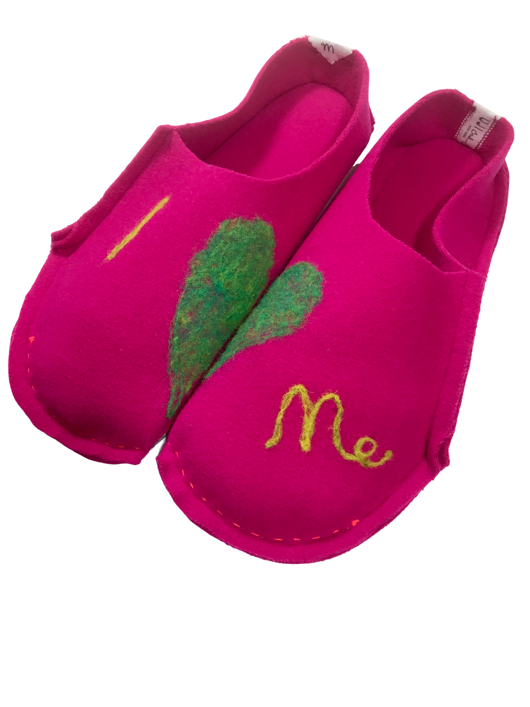 Pink Diva Slippers