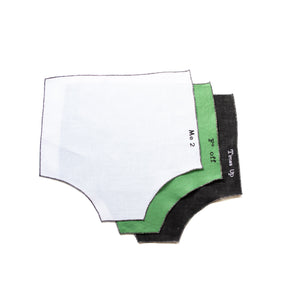 The Statement Panty Square® Set