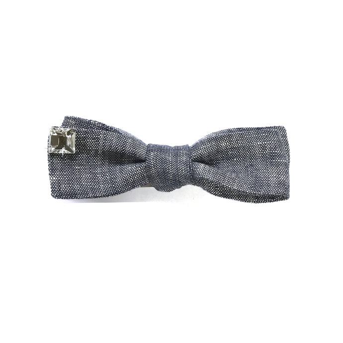 The Single Carat Bow Tie