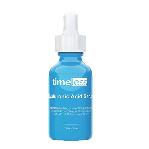 Timeless Hyaluronic Acid Vitamin C Serum