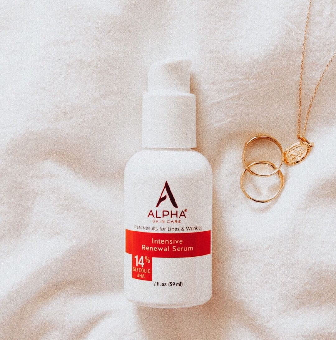 Alpha Intensive Renewal Serum with 14% AHA