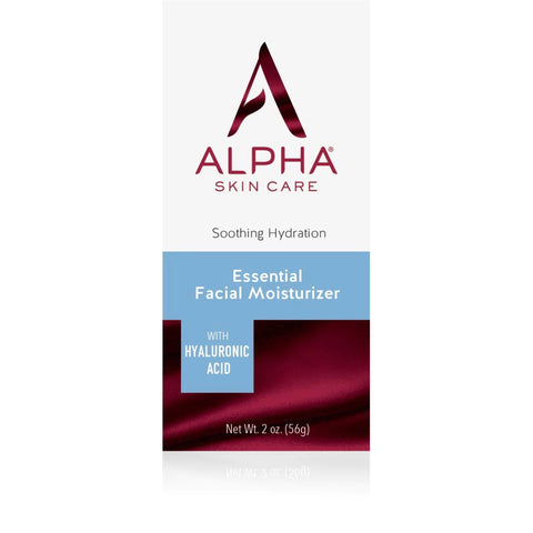 Alpha Essential Facial Moisturizer with Hyaluronic Acid