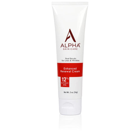 Alpha Enhanced Renewal Cream with 12% AHA
