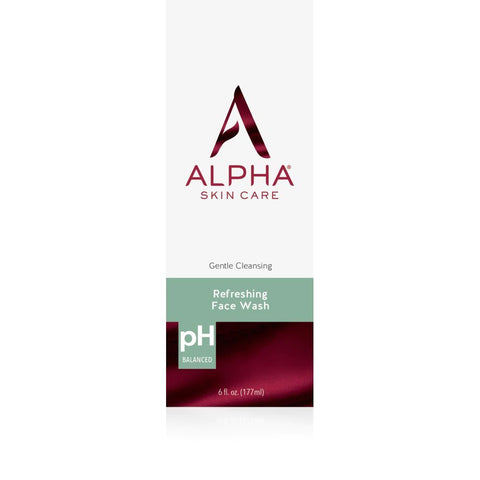 Alpha Refreshing Face Wash