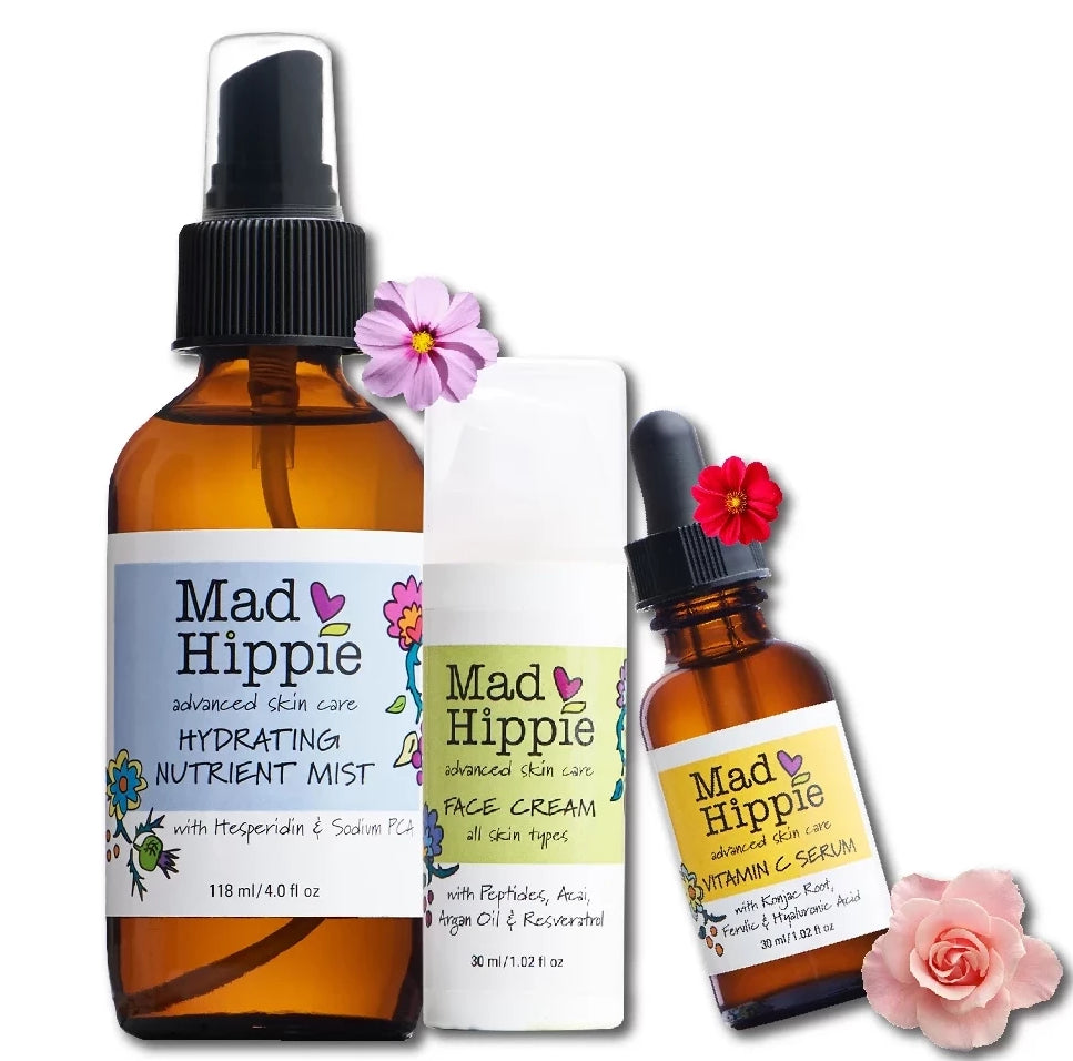 Mad Hippie Brightening Essential Combo