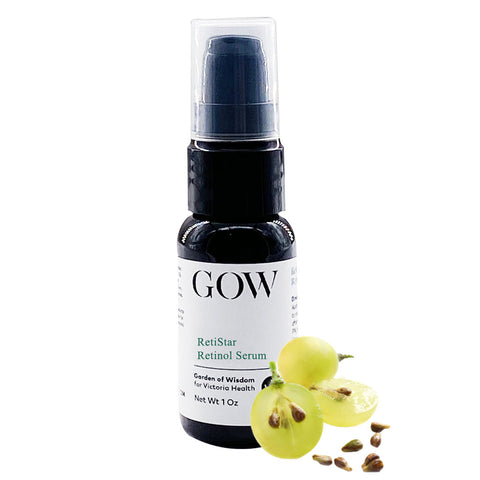 Garden of Wisdom Retinol 1% Serum