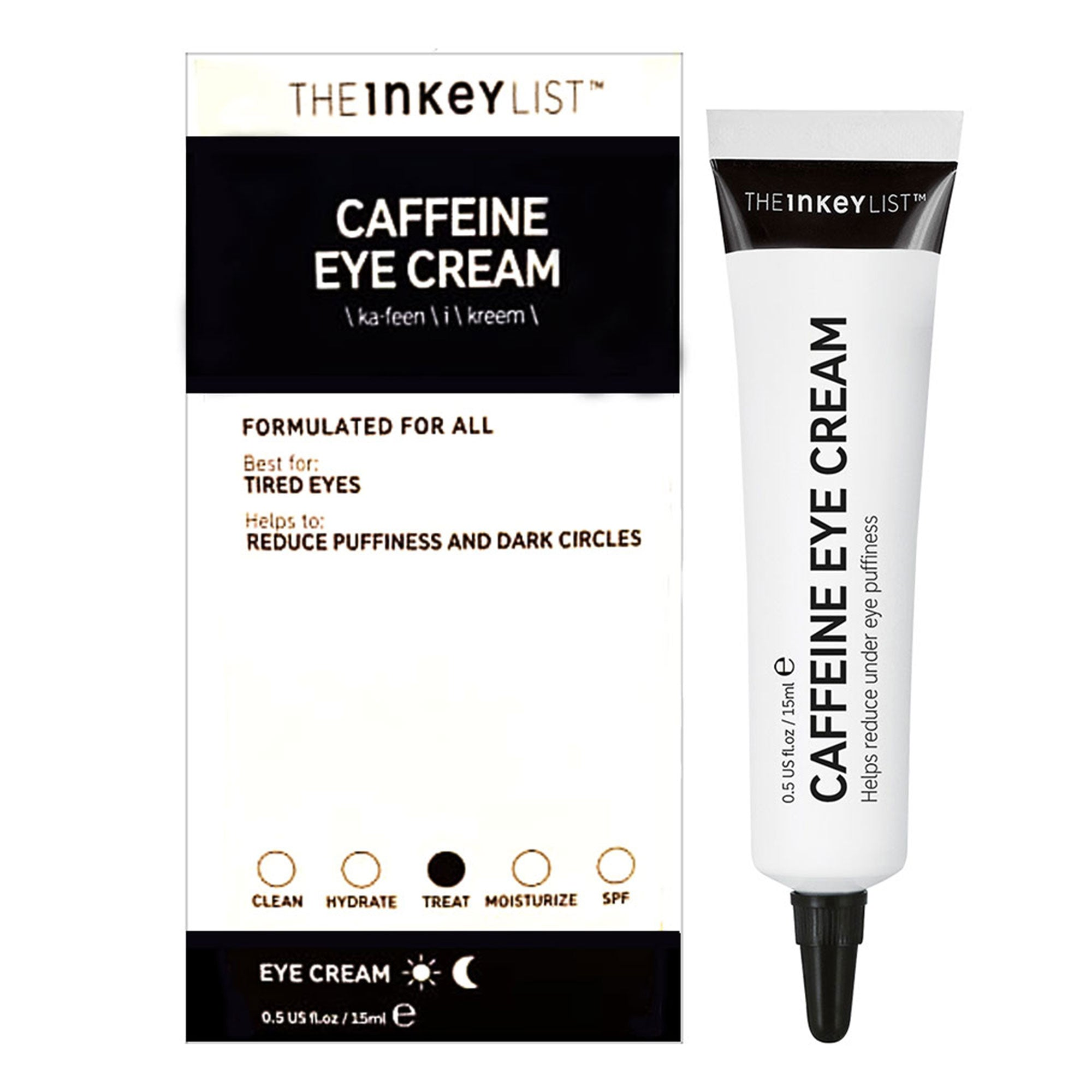 The INKEY List Caffeine Eye Cream