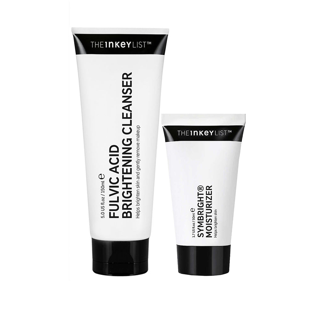 The INKEY List Fulvic Acid + SYMBRIGHT® Brightening Duo