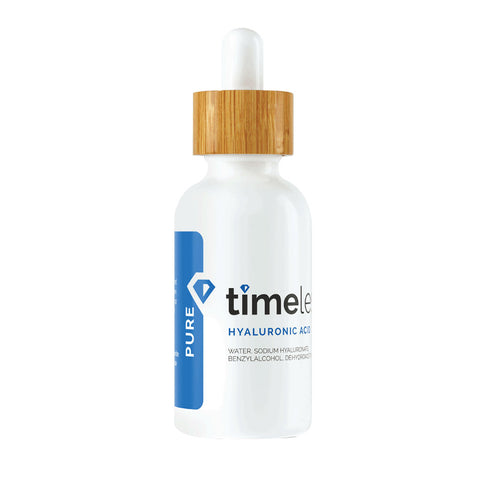 Timeless Hyaluronic Acid 100% Pure Serum