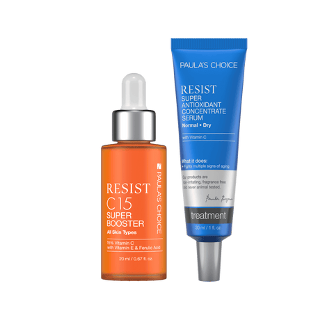 ULTIMATE Brightening + Anti-Aging Duo for Dry Skin