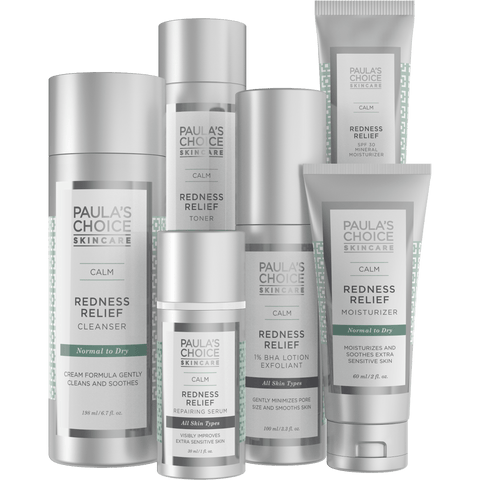 CALM Redness Relief (Normal to Dry) Advanced Kit