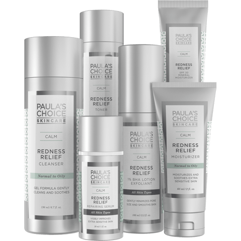 CALM Redness Relief (Normal to Oily) Advanced Kit