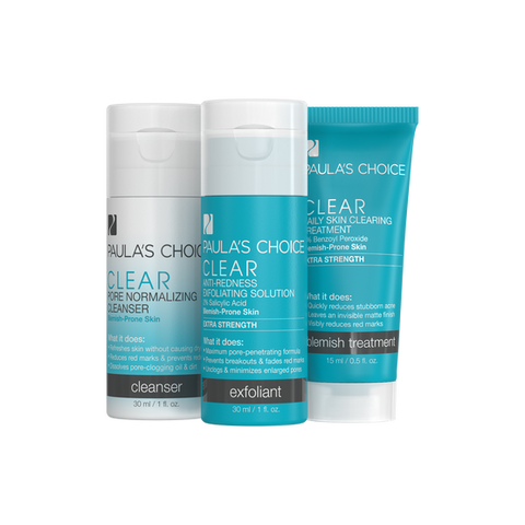 CLEAR Extra Strength Two Week Trial Kit