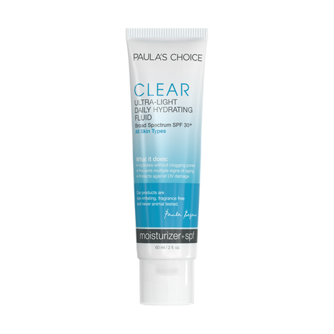 CLEAR Ultra-Light Daily Fluid SPF 30+