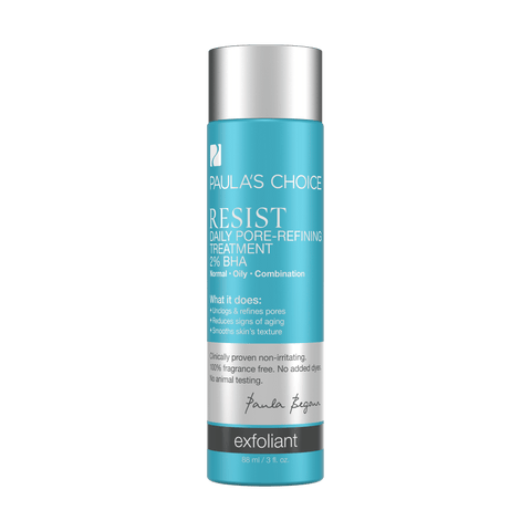 RESIST Daily Pore-Refining Treatment with 2% BHA