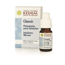oranit A mixture of essential oils in alcohol kedem-Israel-Cart