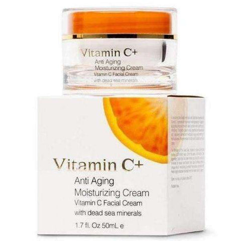 Dead Sea Anti Aging Vitamin C Moisturizing Cream