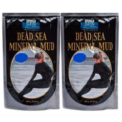 Sea of Spa Bags Contains 1.2 kg, Dead Sea Mud