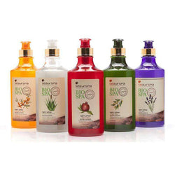 5 Various Scents Bath Lotion with Dead Sea
