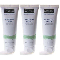 Set of 3 Dead sae Mud Cleansing Gel