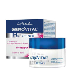 Gerovital - Skin rejuvenating cream - 50ML - age 45+