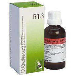 R13 homeopathic drops in cases of hemorrhoids or fissure-Israel-Cart