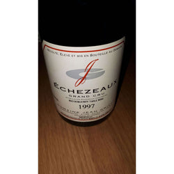 Echezeaux Grand cru 1997 red vintage wine one of a kind-Israel-Cart