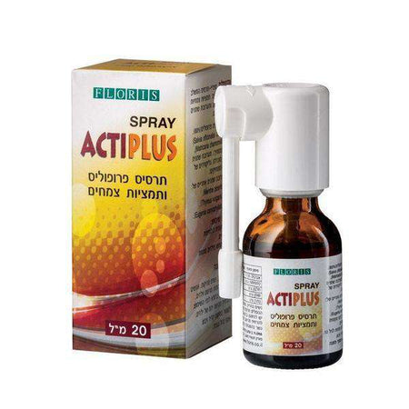 ActIivelus SPRAY (20 ML) Throat and mouth problems Florish