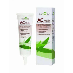 Ac Cleansing Gel (125 ml) behandelt Akne-Camadis