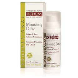 kedem - morning dew - Moisturizing & Nourishing Cream