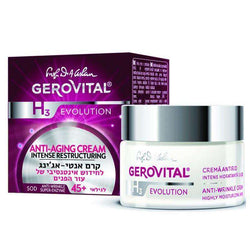 Anti - Aging Facial Renewal Cream (50ml) - Jarvital-Israel-Cart