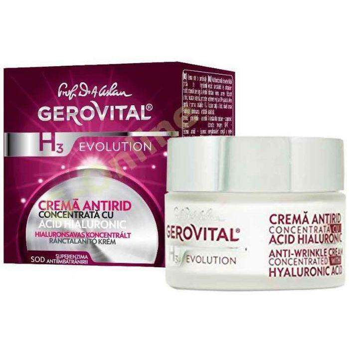 Anti-Wrinkle Cream Enriched with 3% Hyaluronic Acid - Jarvital-Israel-Cart