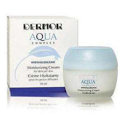 Dermor Aqua Moisturizing Cream for all skin types (50ml)-Israel-Cart
