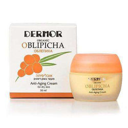 Dermor Anti-Aging Obelipa for Dry Skin (50ml) - Dermor-Israel-Cart