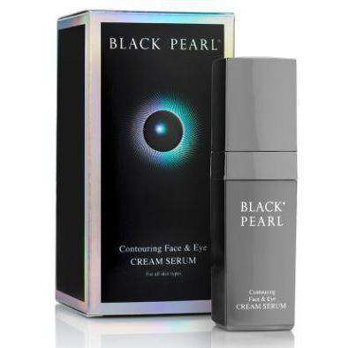Serum Face & Eyes (30ml) - Black Pearl-Israel-Cart
