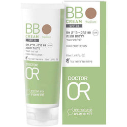 BB SPF30 Cream For All Skin Types - Selectable Shapes (50ml) - Dr.or-Israel-Cart
