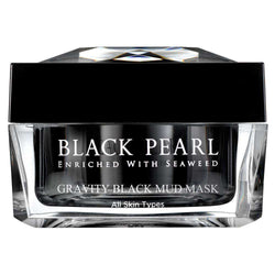 Black Pearl - Black Mud Mask -  50ml - Mask against gravity