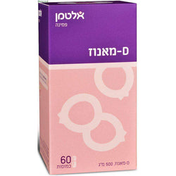 Di Manoz (60 capsules) - Altman Urinary Tract-Israel-Cart