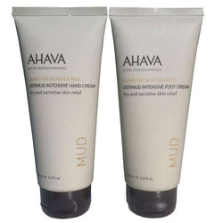 Set Dermud Hand Cream and Foot Cream AHAVA