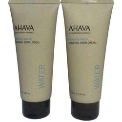 AHAVA Value Set Hand Cream and Body Lotion, Dead Sea Cosmetics-Israel-Cart