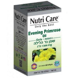 Nutri Care - oil candle night - 60 capsules -  Menopause