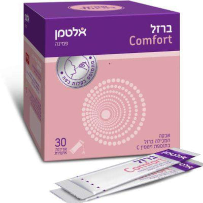 Altman - iron comfort - 30 unit - vegan - Also suitable for pregnant women