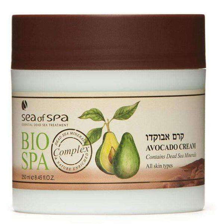 Avocado Face and Body Cream, Dead Sea Minerals high quality made in israel-Israel-Cart