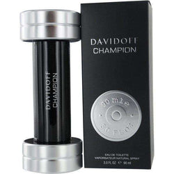 davidoff champion perfum for men 90ml 3.0 oz Eau de Toilette-Israel-Cart
