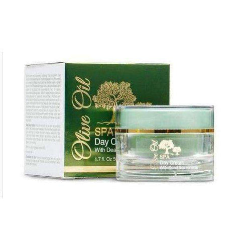 Dead Sea Spa Cosmetics Olive Oil Night Cream-Israel-Cart