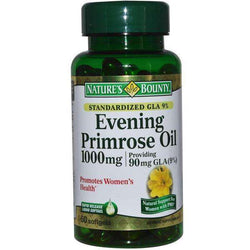 Evening Primrose Oil 1000 mg 60 softgels - Nature's Bounty-Israel-Cart