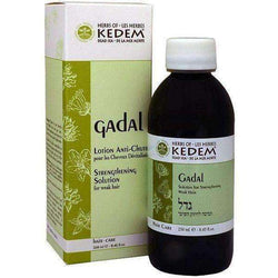 Gadal - Hair Care Solution 250 ml - Herbs of Kedem-Israel-Cart