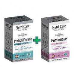 Feminine and Probiotic Pam Urinary Tract-Israel-Cart