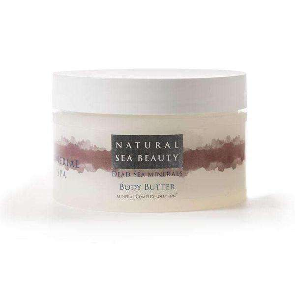 Natural Sea Beauty - Mineral Body Butter high quality made in israel-Israel-Cart