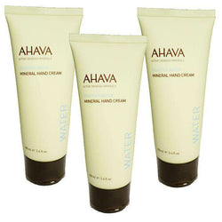 AHAVA Hand Cream - Super Saver 3 pack
